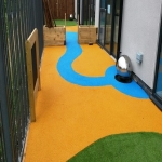 Wetpour Rubber Surfacing Price in Conwy 2
