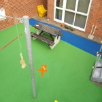 Wetpour Rubber Surfacing Price in Conwy 6