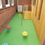 Wetpour Rubber Surfacing in Inverclyde 1