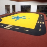 EPDM Rubber Graphics in Warwickshire 2