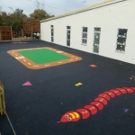 Wetpour Rubber Surfacing in Inverclyde 11