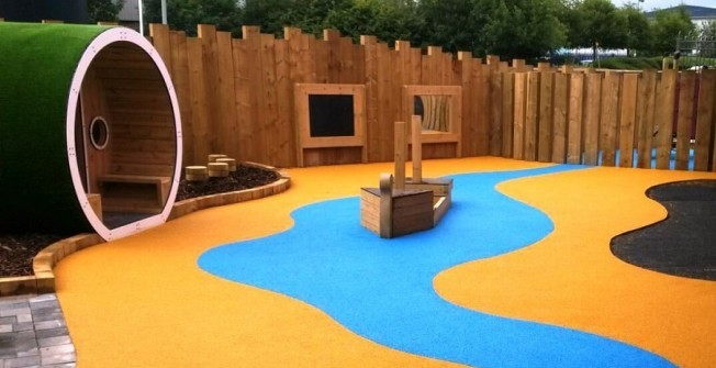 Wetpour Cost Per Square Metre in East Sussex